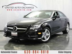 2014_Mercedes-Benz_CLS-Class_CLS 550 4Matic AWD_ Addison IL