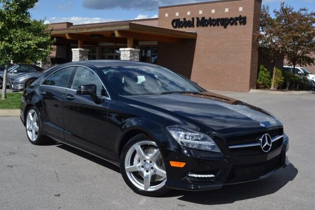 2014 Mercedes-Benz CLS-Class CLS 550/AMG Wheels/Nav/Rear Cam/Htd-AC Seats/HK Sound/Power Trunk! Nashville TN
