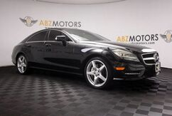2014_Mercedes-Benz_CLS-Class_CLS 550 Blind Spot,Navigation,Ac/Heated Seats,Camera,Dynamic Seat_ Houston TX
