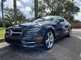 2014_Mercedes-Benz_CLS-Class_CLS 550_ Hollywood FL