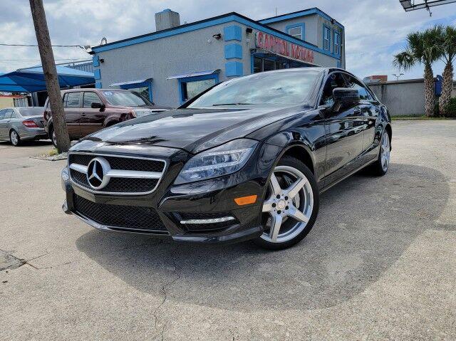 2014 Mercedes-Benz CLS-Class CLS 550 Jacksonville FL