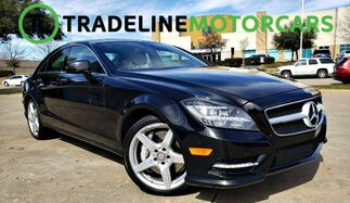 2014_Mercedes-Benz_CLS-Class_CLS 550 NAVIGATION, LEATHER, SUNROOF, AND MUCH MORE!!!_ CARROLLTON TX