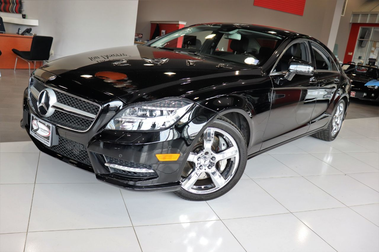 2014 Mercedes-Benz CLS-Class CLS 550 Premium Package 1 Lane tracking Package Park Tronic Springfield NJ