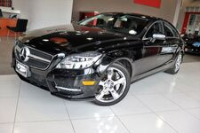 2014 Mercedes-Benz CLS-Class CLS 550 Premium Package 1 Lane tracking Package Park Tronic