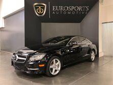 Mercedes-Benz CLS-Class CLS 550 2014