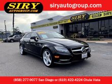 2014_Mercedes-Benz_CLS-Class_CLS 550_ San Diego CA
