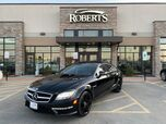 2014 Mercedes-Benz CLS-Class CLS 63 AMG S EUROCHARGED 668HP 705LB-FT