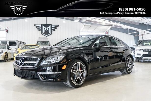 Used mercedes benz cls class boerne tx for Mercedes benz boerne tx