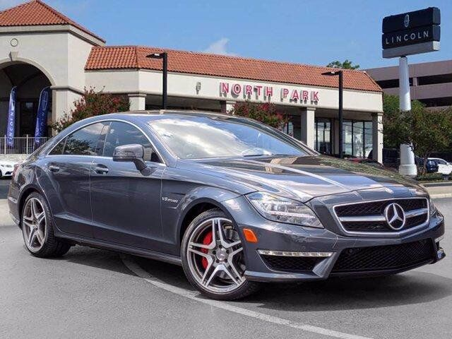 2014 Mercedes-Benz CLS-Class CLS 63 AMG S-Model
