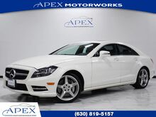 2014_Mercedes-Benz_CLS550_4-Matic AMG 1 Owner P1 Pkg_ Burr Ridge IL