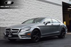 Mercedes-Benz CLS550 4Matic 2014