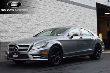 2014_Mercedes-Benz_CLS550_4Matic_ Willow Grove PA