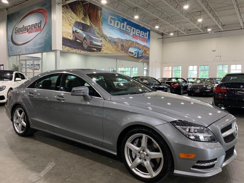 2014_Mercedes-Benz_CLS550_82K MSRP_ Charlotte NC
