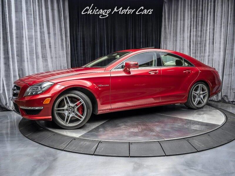 2014_Mercedes-Benz_CLS63 AMG-S 4 Matic_Sedan **MSRP $115,160+Capristo Exhaust**_ Chicago IL