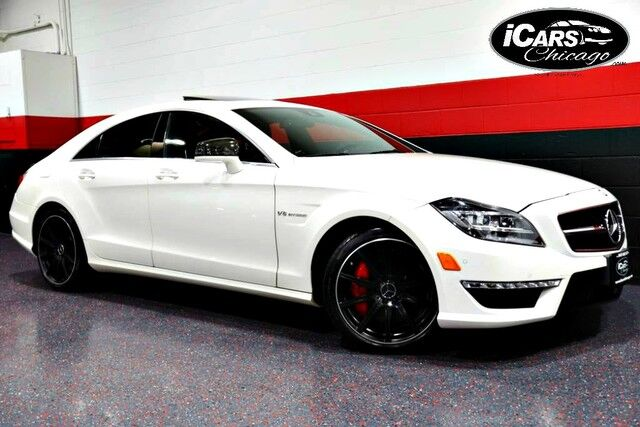 2014 Mercedes-Benz CLS63 AMG S-Model 4-Matic Performance Package 4dr Sedan Chicago IL