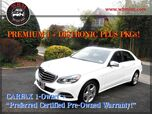 2014 Mercedes-Benz E 350 4MATIC Luxury
