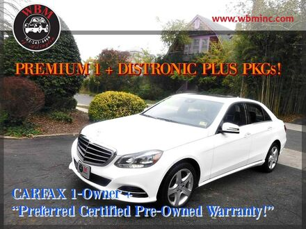 2014_Mercedes-Benz_E 350_4MATIC Luxury_ Arlington VA