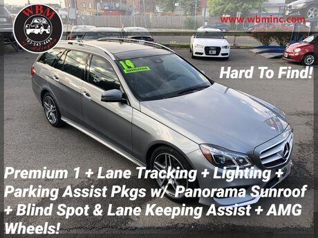 2014 Mercedes-Benz E 350 4MATIC Sport w/ Premium Pkg Arlington VA