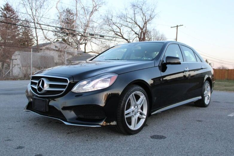 2014 Mercedes-Benz E 350 Sport 4MATIC New Castle DE
