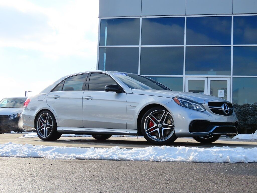 2014 Mercedes-Benz E AMG® 63 Performance Package Kansas City MO