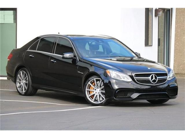 2014 Mercedes-Benz E AMG® 63 Performance Package Salem OR