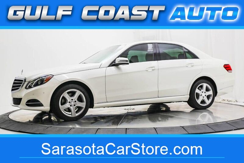 2014_Mercedes-Benz_E-CLASSE 350 SPORT LEATHER SUNROOF NAVIGATION_E 350 SPORT LEATHER SUNROOF NAVIGATION EXTRA CLEAN !!_ Sarasota FL