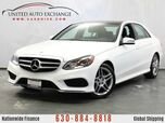 2014 Mercedes-Benz E-Class 3.5L V6 Engine AWD 4Matic E 350 Sport w/ Navigation, Bluetooth Wireless Technology, Power Sunroof, Heated Front Seats, Rear View Camera & Harman Kardon Premium Sound System