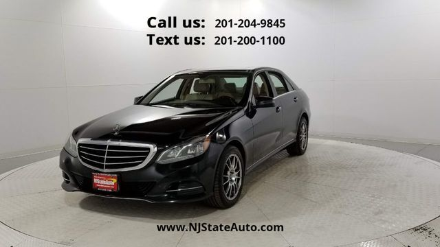 2014 Mercedes-Benz E-Class 4dr Sedan E350 4MATIC Jersey City NJ
