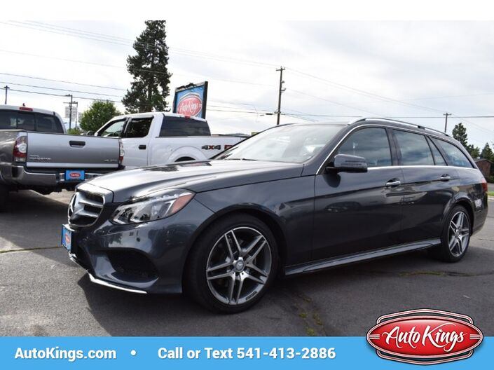 2014 Mercedes-Benz E-Class 4dr Wgn E350 Luxury 4MATIC Bend OR