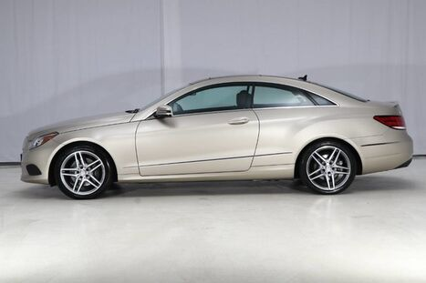 2014_Mercedes-Benz_E-Class Coupe 4MATIC AWD_E 350_ West Chester PA