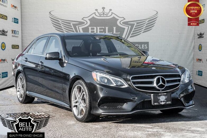 2014 Mercedes-Benz E-Class E 250 BlueTEC DIESEL NAVIGATION PANOROOF BACKUP CAMERA PARKING S Toronto ON
