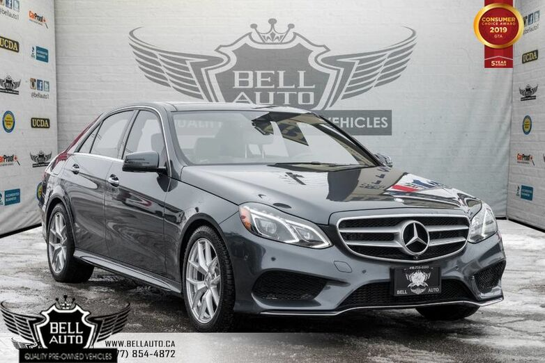 2014 Mercedes-Benz E-Class E 250 BlueTEC, NAVI, BACK-UP CAM, PANO ROOF, LEATHER, HEATED SEATS Toronto ON