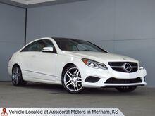 2014_Mercedes-Benz_E-Class_E 350_ Mission  KS