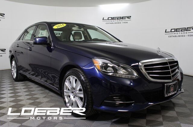 2014 Mercedes-Benz E-Class E 350 4MATIC® Chicago IL