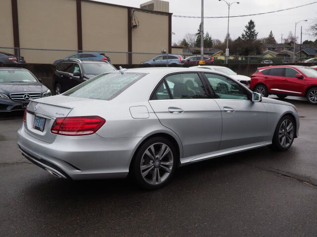 2014 Mercedes-Benz E-Class E 350 4MATIC® Salem OR