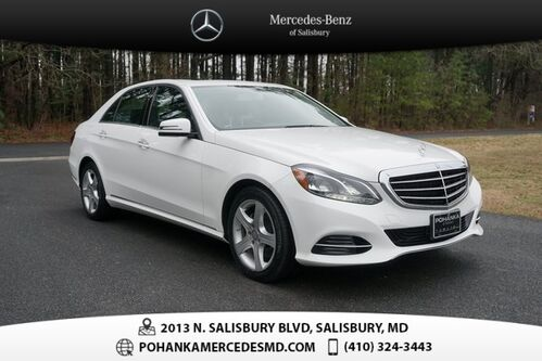 2014_Mercedes-Benz_E-Class_E 350 4MATIC® ** NAVIGATION & SUNROOF **_ Salisbury MD