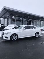 2014 Mercedes-Benz E-Class E 350 4MATIC® Sedan