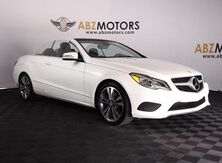 2014_Mercedes-Benz_E-Class_E 350 Cabriolet,Navigation,360 Camera,Heated Seats,Bluetooth_ Houston TX