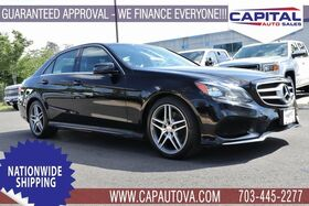 2014_Mercedes-Benz_E-Class_E 350_ Chantilly VA