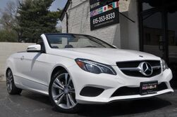 Mercedes-Benz E-Class E 350 Convertible/Navigation, Rear-View Cam, Keyless-Go/Heated & Ventilated Seats/Driver Assistance Pkg w/ Blind Spot & Lane Keeping Assist, Pre-Safe Collision Detection/Wood & Leather Steering Wheel/Airscarf 2014