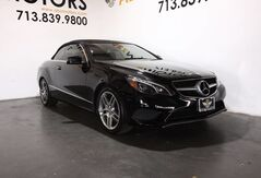 2014_Mercedes-Benz_E-Class_E 350 Convertible Sport AMG,Blind Spot,Ac/Heated Seats,Navigation,Camera_ Houston TX