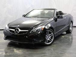 2014_Mercedes-Benz_E-Class_E 350 Convertible **Super Low Miles**_ Addison IL