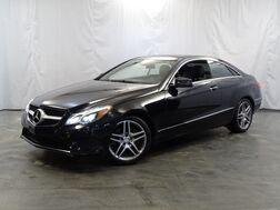2014_Mercedes-Benz_E-Class_E 350 Coupe / Panoramic Sunroof / Bluetooth / Navigation / Rear View Camera / Push Start / Harman Kardon Sound System_ Addison IL