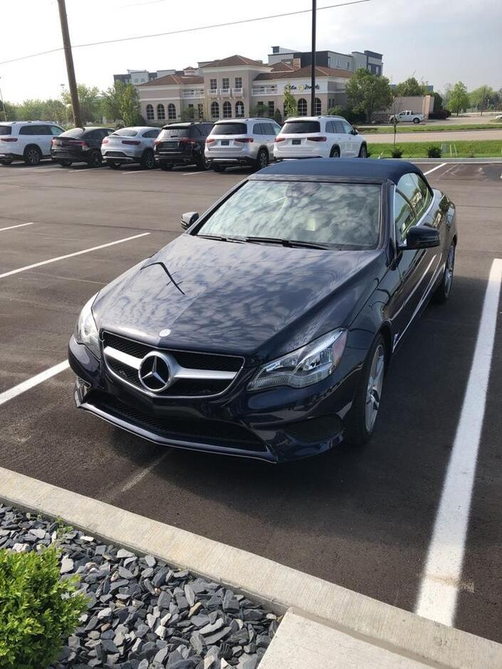 2014 Mercedes-Benz E-Class E 350 Indianapolis IN