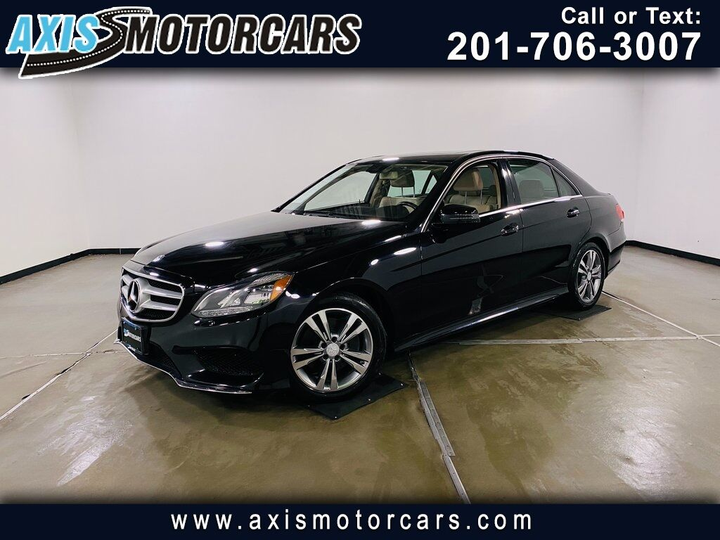 2014 Mercedes-Benz E-Class E 350 Jersey City NJ