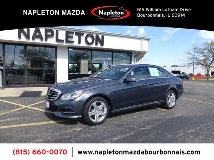 2014_Mercedes-Benz_E-Class_E 350 Luxury_ Bourbonnais IL