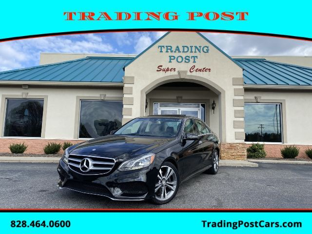 2014_Mercedes-Benz_E-Class_E 350 Luxury_ Conover NC