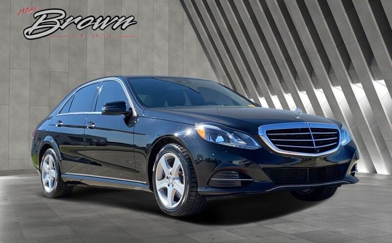 2014 Mercedes-Benz E-Class E 350 Luxury Granbury TX
