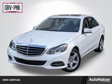 2014_Mercedes-Benz_E-Class_E 350 Luxury_ Maitland FL