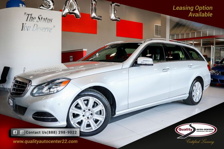 2014 Mercedes-Benz E-Class E 350 Luxury Premium 1 Package Keyless Go Lane Tracking Parking Assist Package Springfield NJ